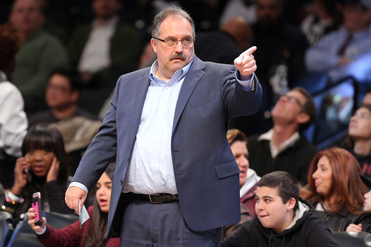 Stan Van Gundy: Athletes Who Protest Are 'Brave and Patriotic&#39