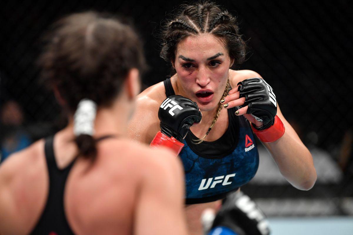 UFC 238: Suarez v Ansaroff