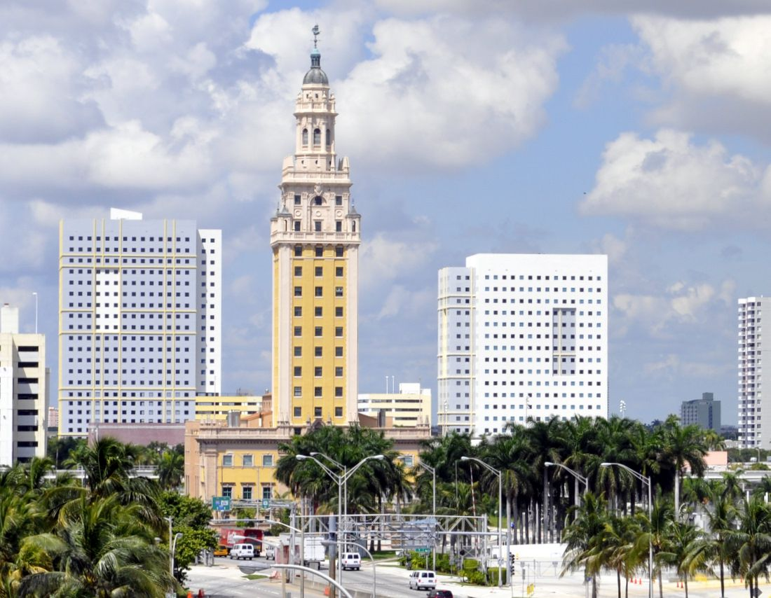 Miami's 10 most iconic buildings, mapped - Curbed Miami