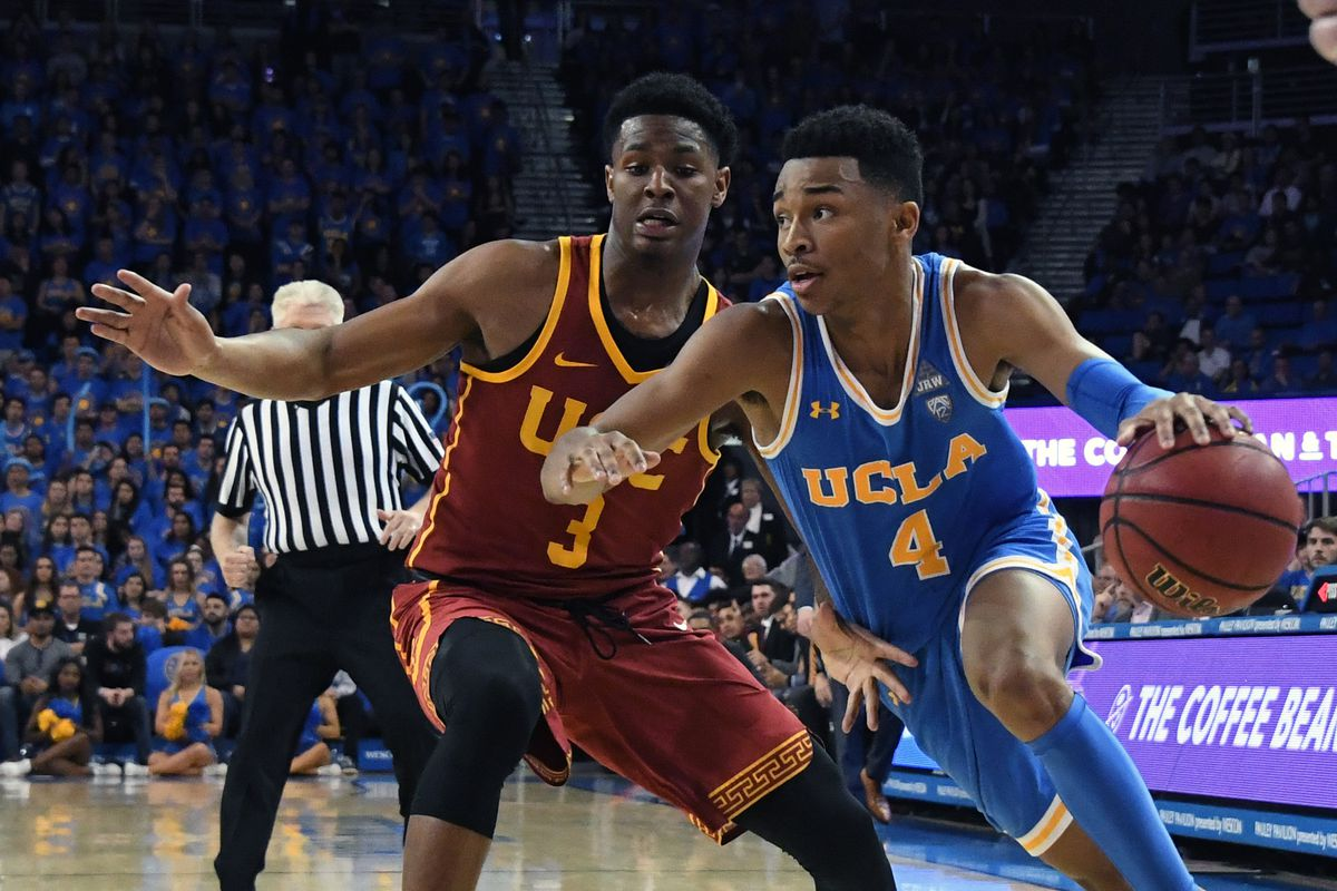 UCLA Basketball: Jaylen Hands Drafted 56th, Will Head to
