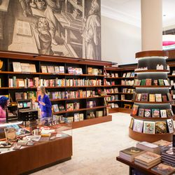 The Rosenberg Bookshop at the Newberry Library. | James Foster/For the Sun-Times