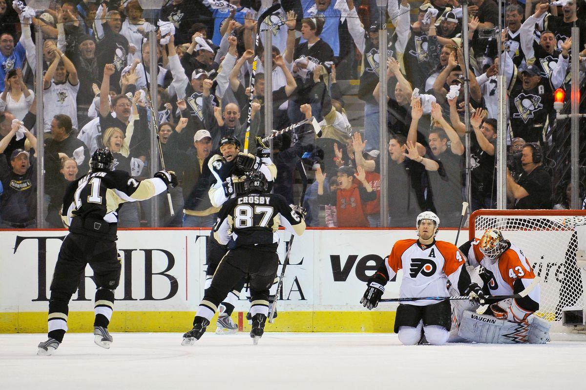 Philadelphia Flyers v Pittsburgh Penguins - Game Two