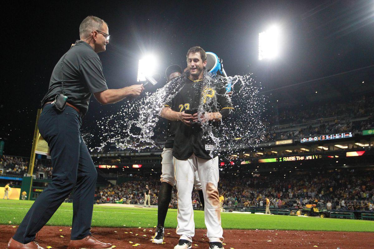 MLB: New York Mets at Pittsburgh Pirates