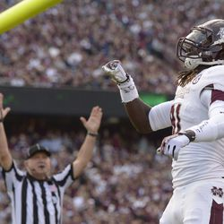 No win in College Station, but a young offense shines