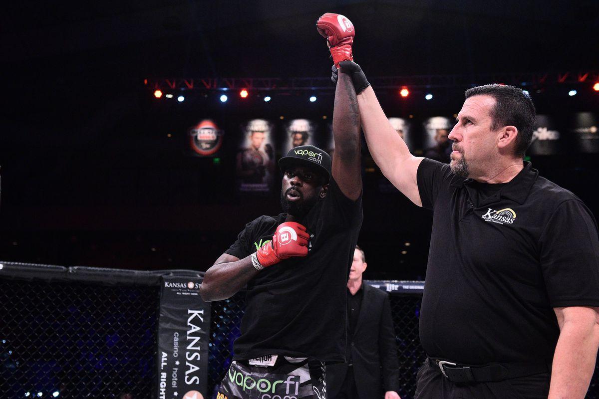 Nine fighters released from Bellator