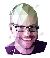 Ben Kuchera Polygon portrait
