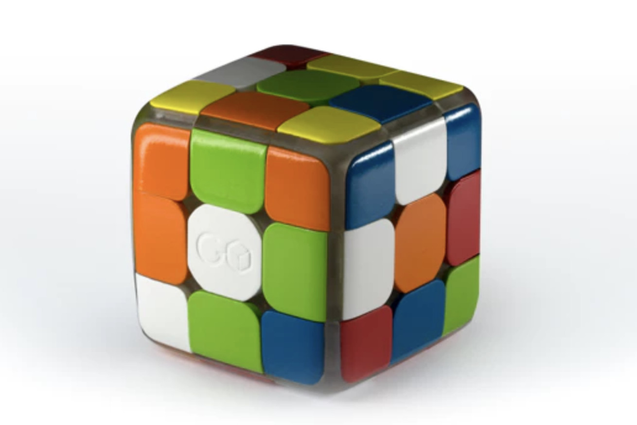 does the rubik s cube need a bluetooth connection