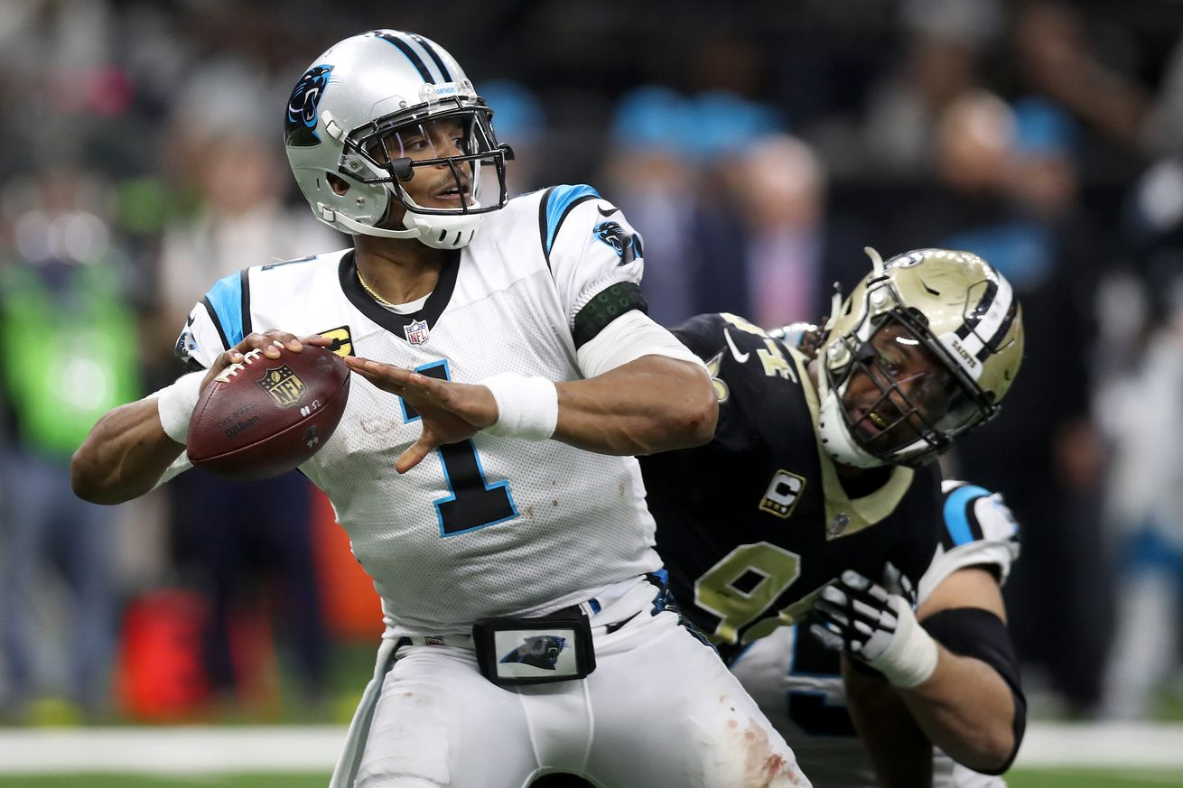 Panthers vs Saints: 2nd half open game thread