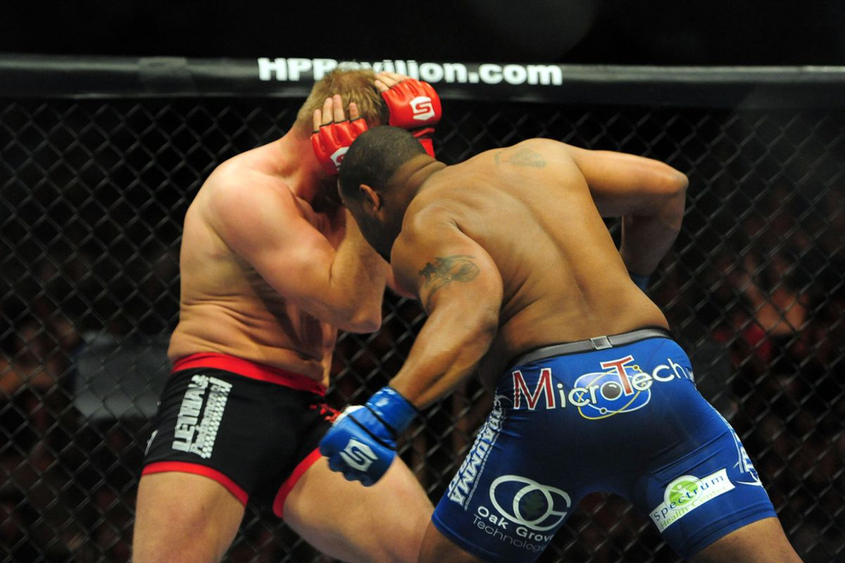 Barnett vs Cormier results recap: Report card for the ...