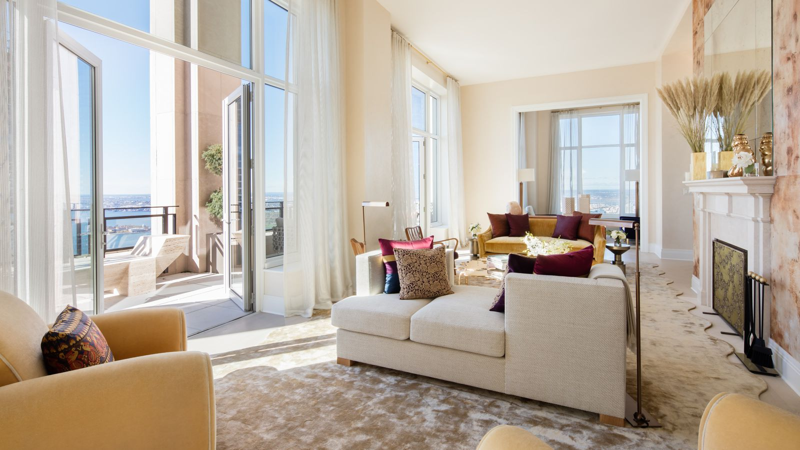 30 Park Place Penthouse Asking 30m Is In Contract Curbed Ny