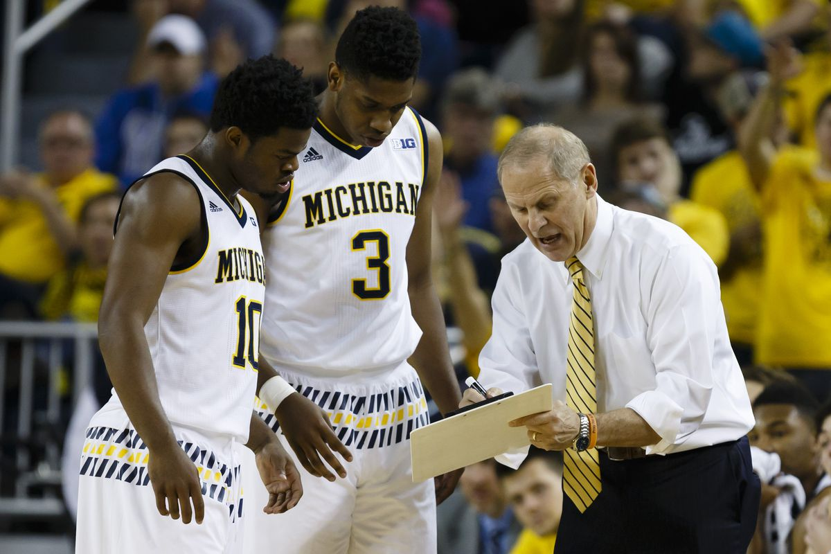 John Beilein is gonna be making a beeline to skyline *show myself out*