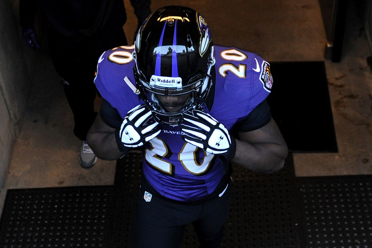 Ed Reed might leave Ravens during free agency - SBNation com