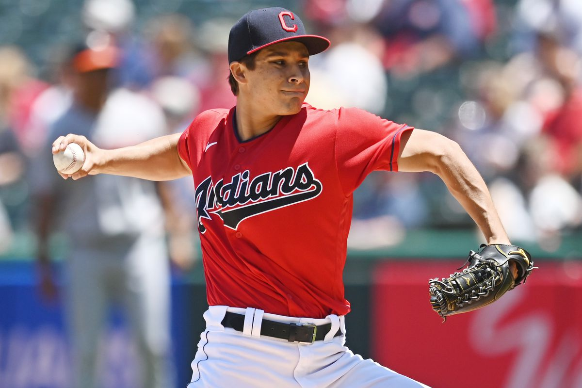 MLB: Baltimore Orioles at Cleveland Indians