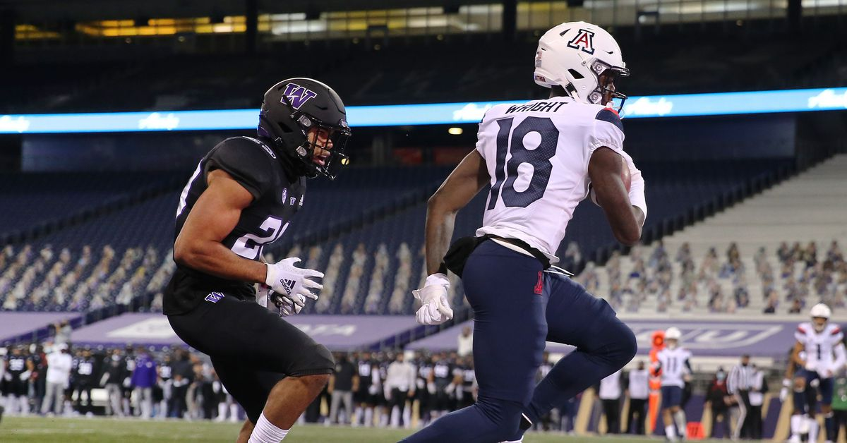 Arizona wide receiver Ma'jon Wright to transfer to Middle Tennessee State