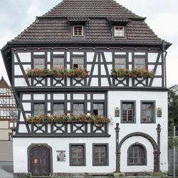 The Lutherhaus in Eisenach, a city in Thuringia, Germany.