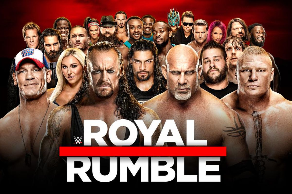 2018 WWE Royal Rumble: Rules, match card, participants, how to watch, live stream