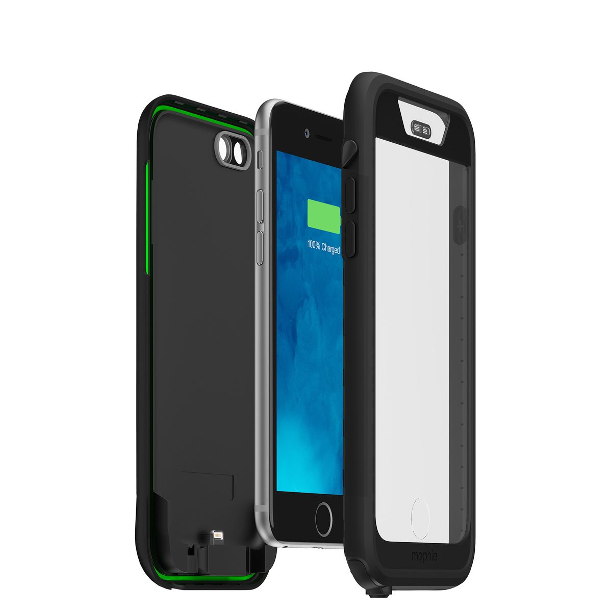 Iphone  Self Charging Case