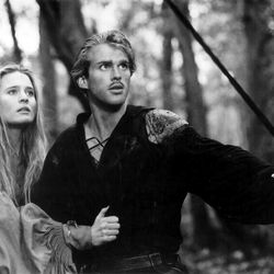 """Robin Wright and Cary Elwes in """"The Princess Bride."""""""