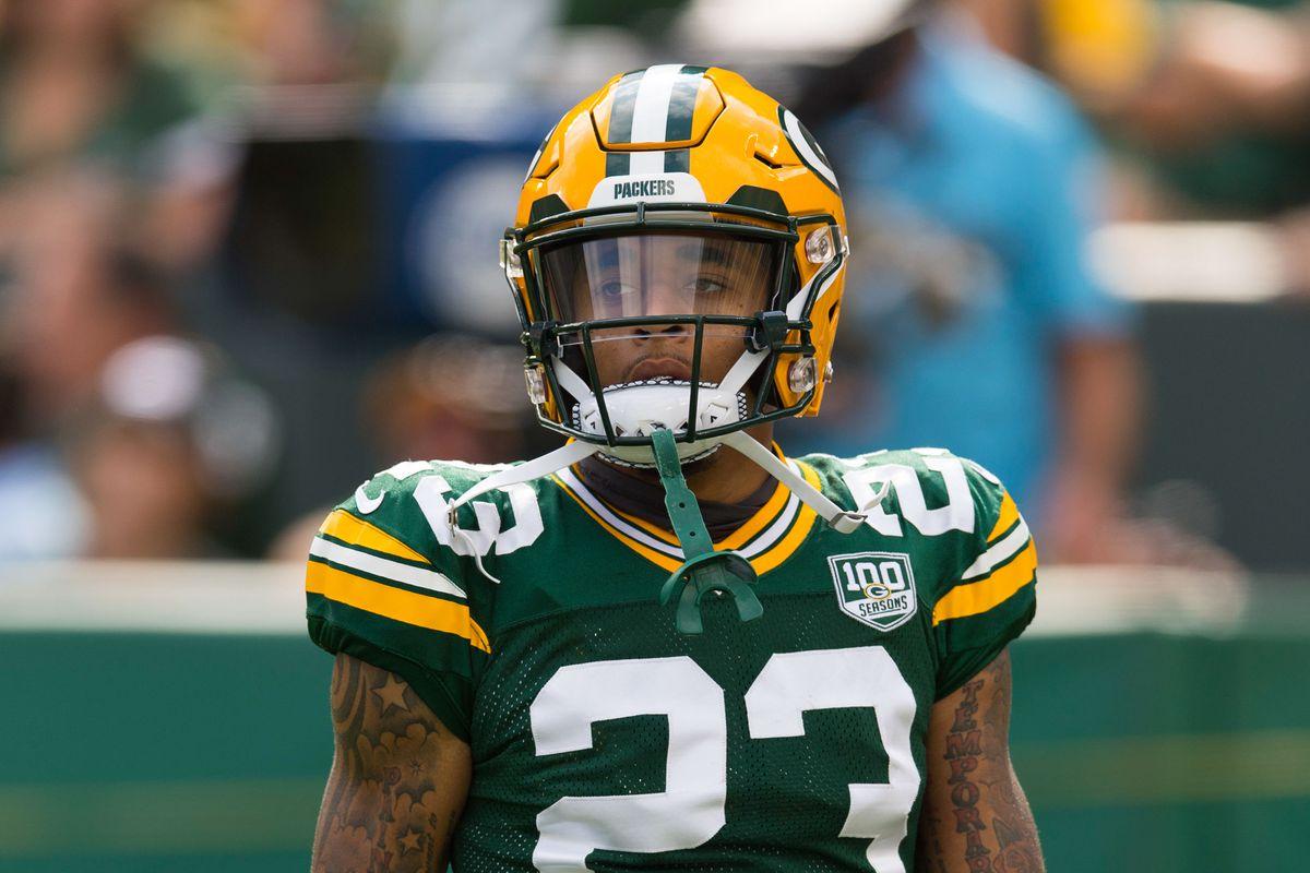 7914c16ec29 Packers-Rams Week 8 Injury Report  Allison   Alexander ready