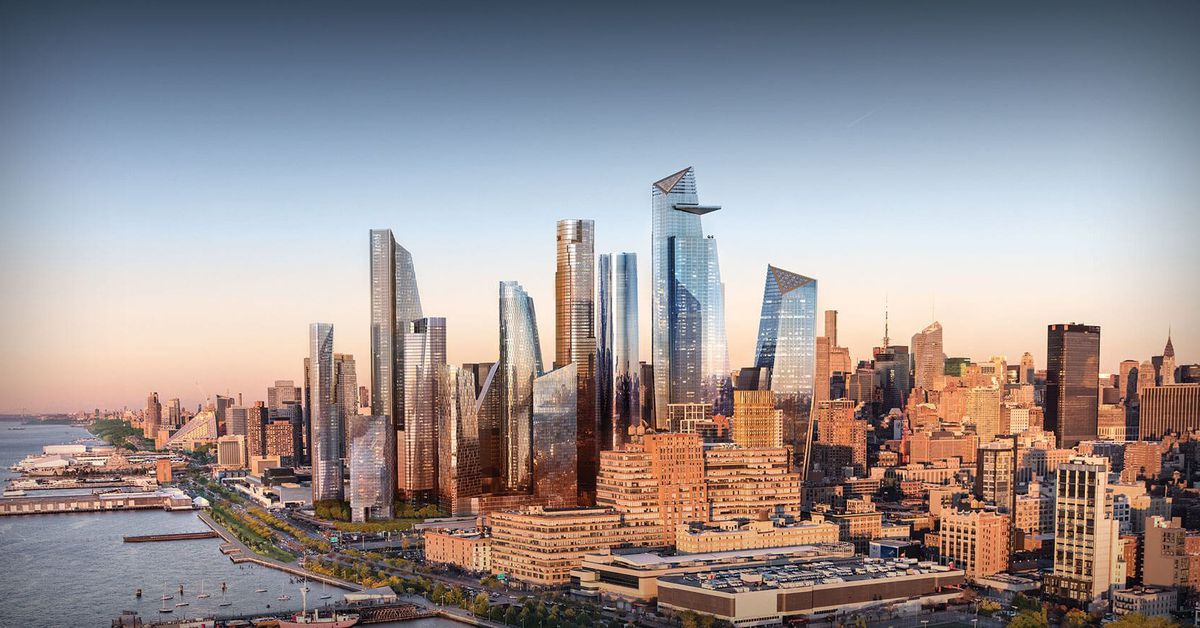 Everything to Know About Restaurants at Hudson Yards