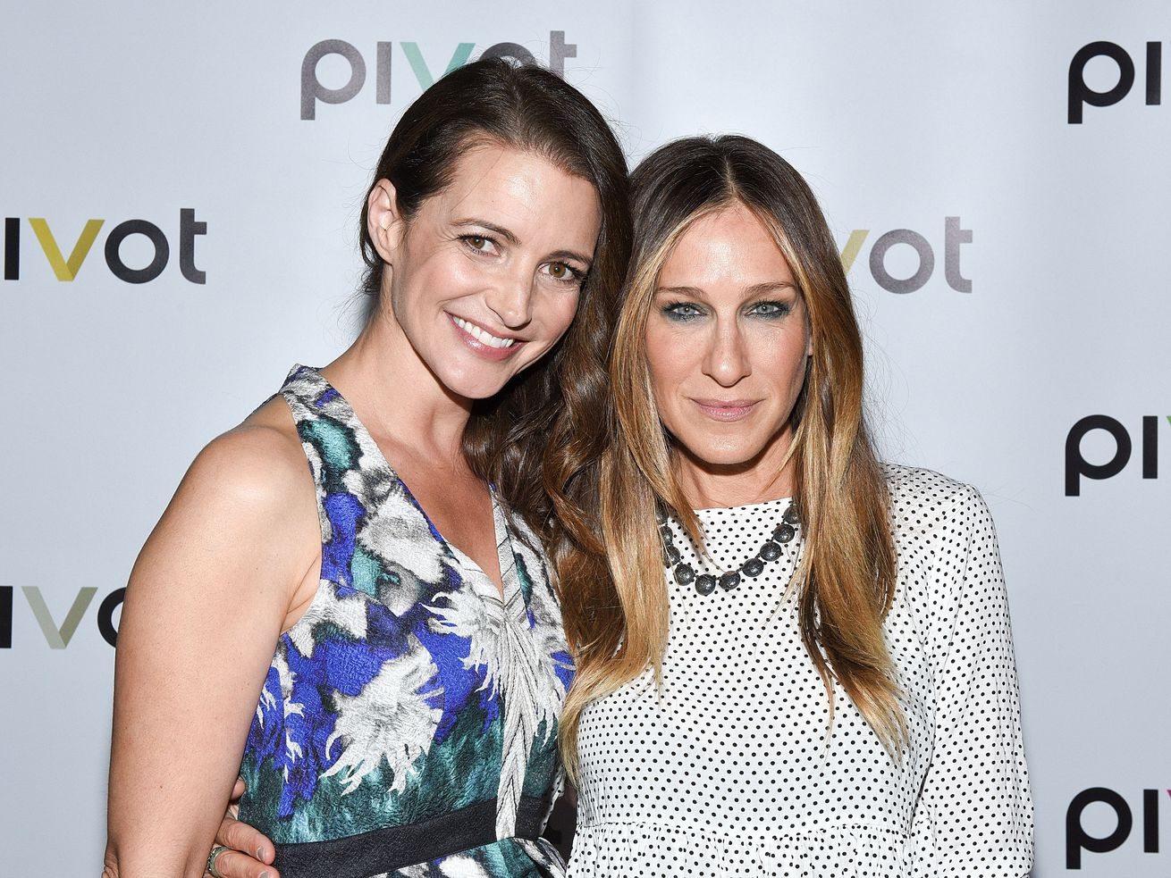 """""""Sex and the City"""" actresses Kristin Davis and Sarah Jessica Parker won't be at this pop-up."""