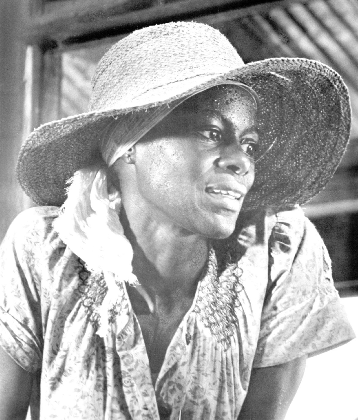 """Cicely Tyson received an Academy Award nomination for her sensitive portrayal of a Depression-era sharecropper in """"Sounder."""""""