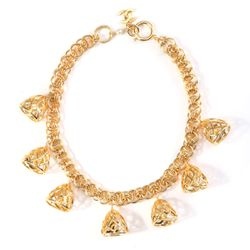 Chanel bracelet, $2,400