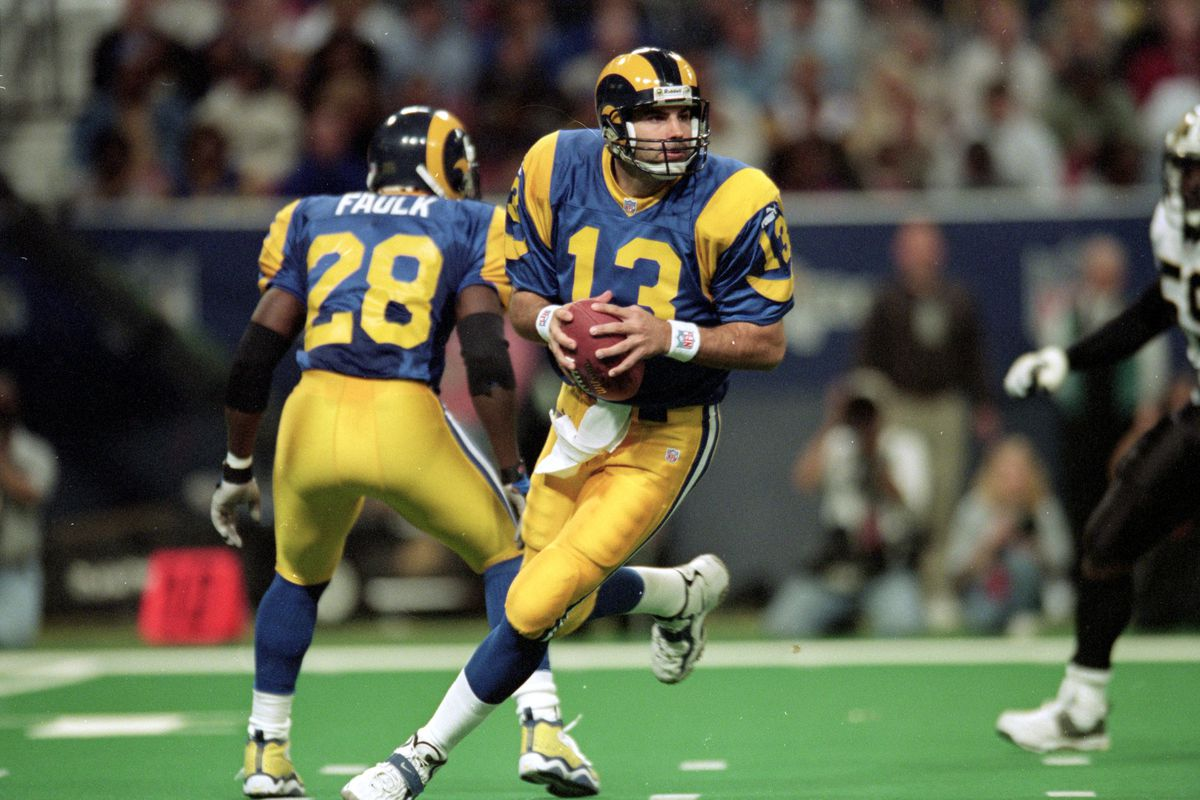 Super Bowl 2019: How do Rams stack up to The Greatest Show on Turf ...
