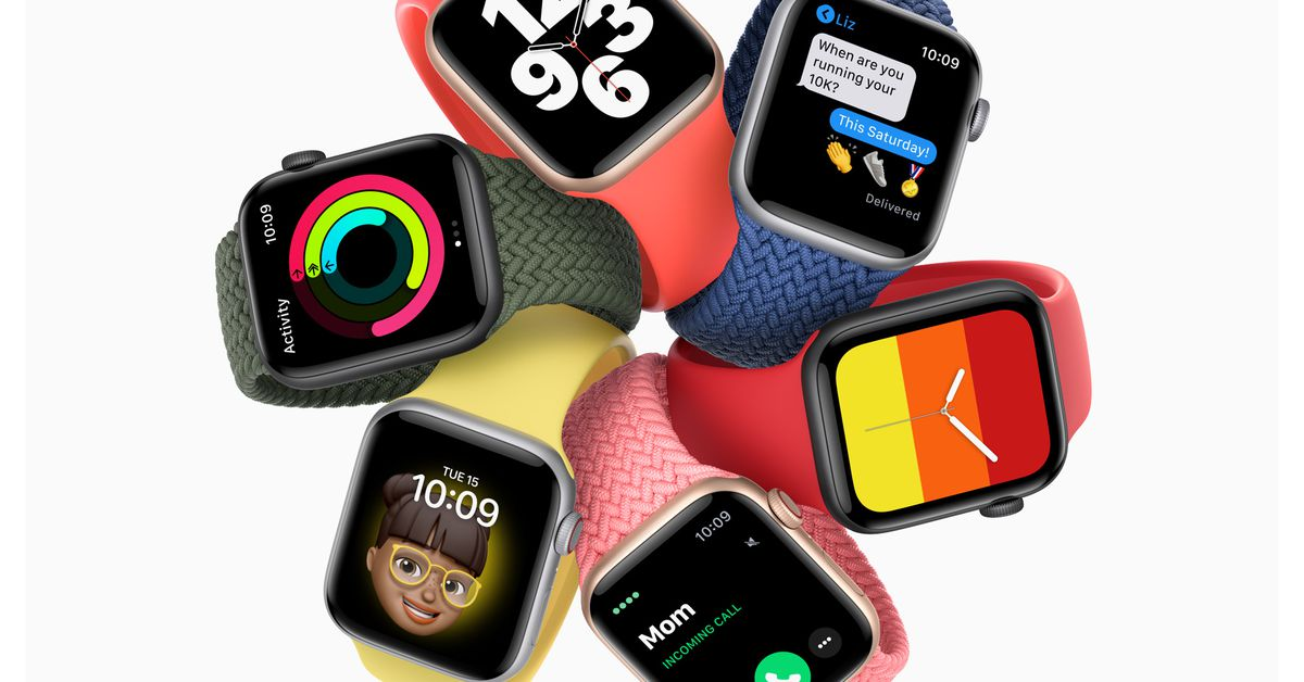 here's-how-to-pick-between-the-apple-watch-series-6,-se,-and-older-models