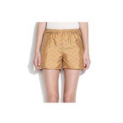 "<a href=""http://uscheckout.apc.fr/browse.cfm/4,2194.html?nav=women&subnav=shorts""><b>APC</b> SHORTS IN PAISLEY SILK</a>, $164.50 (was $235)"