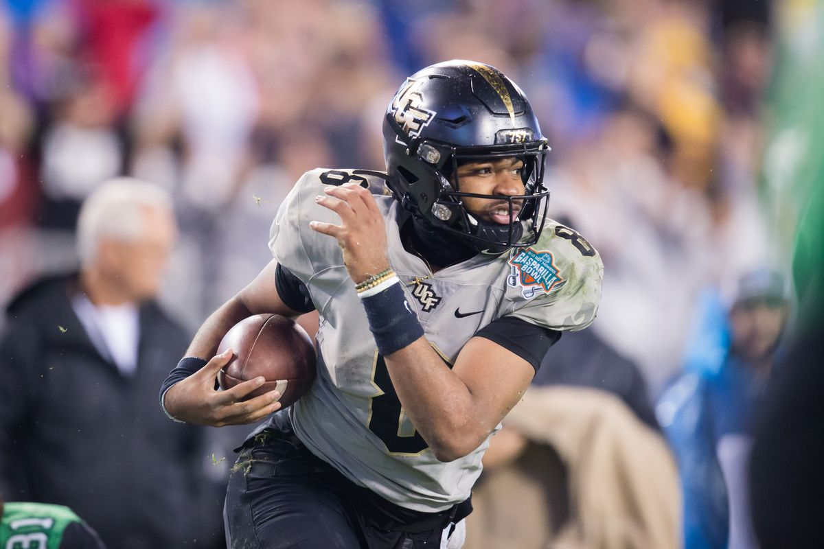 Georgia Tech Yellow Jackets Vs University Of Central Florida Knights How To Watch Game Time Weather Betting Odds And More From The Rumble Seat