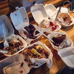 """Via <a href=""""https://twitter.com/JuneRodil/status/338327194831056896"""">June Rodil</a>: """"How the hell am I gonna lose weight during this opening if people keep bringing things like #gordoughs"""""""