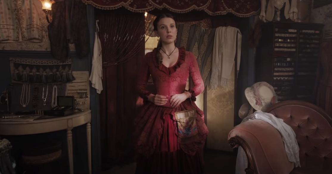 Enola Holmes Trailer
