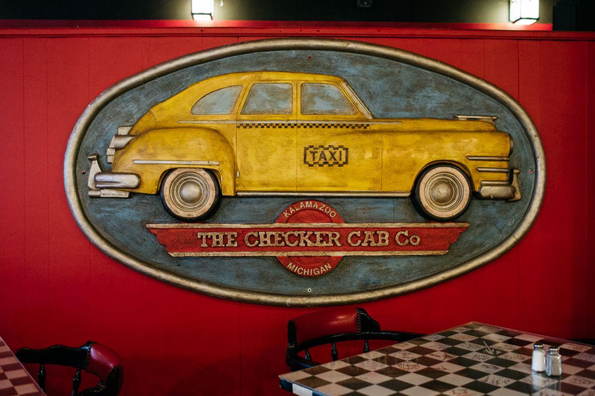 Checker Bar.