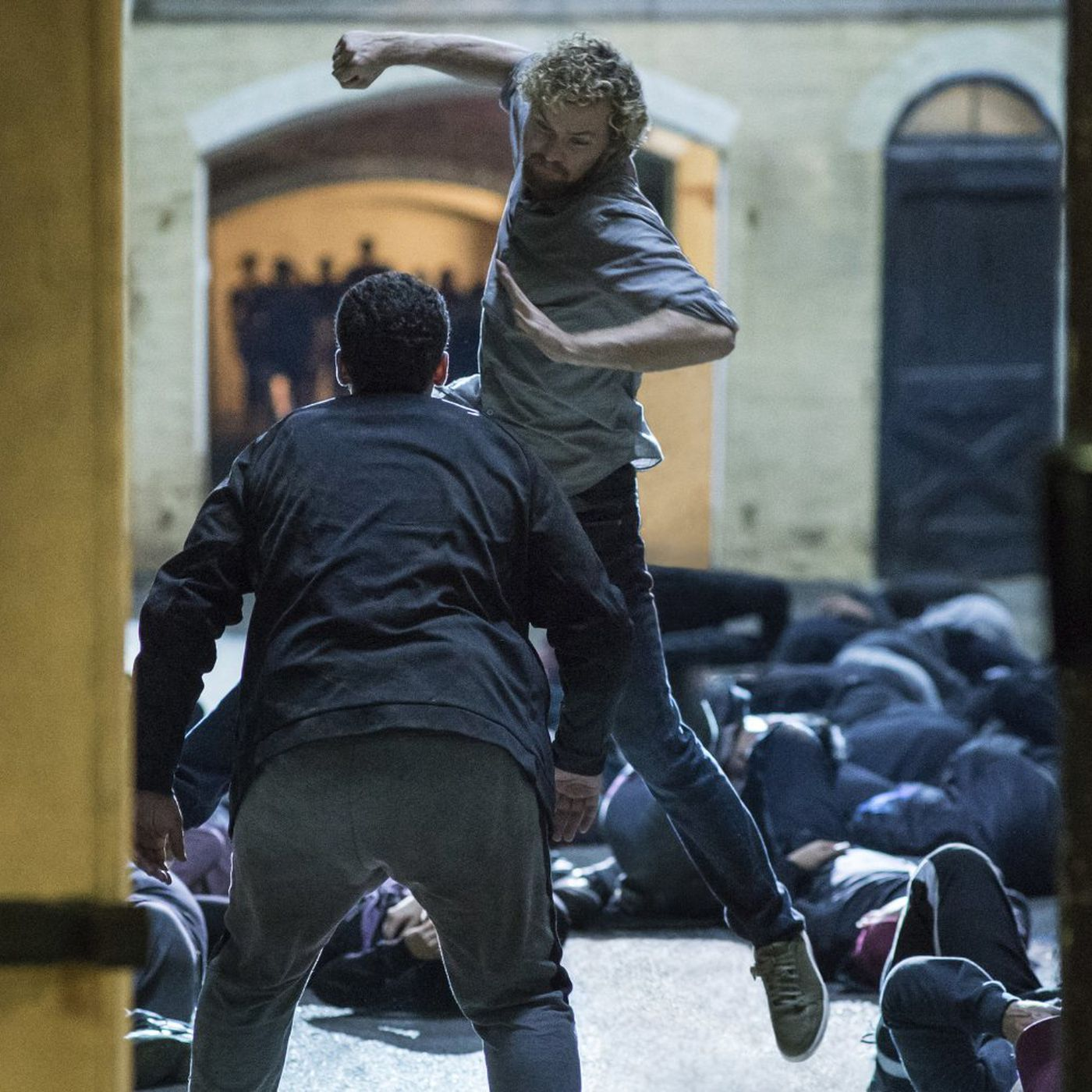 Netflix and Marvel's Iron Fist is an ill-conceived, poorly
