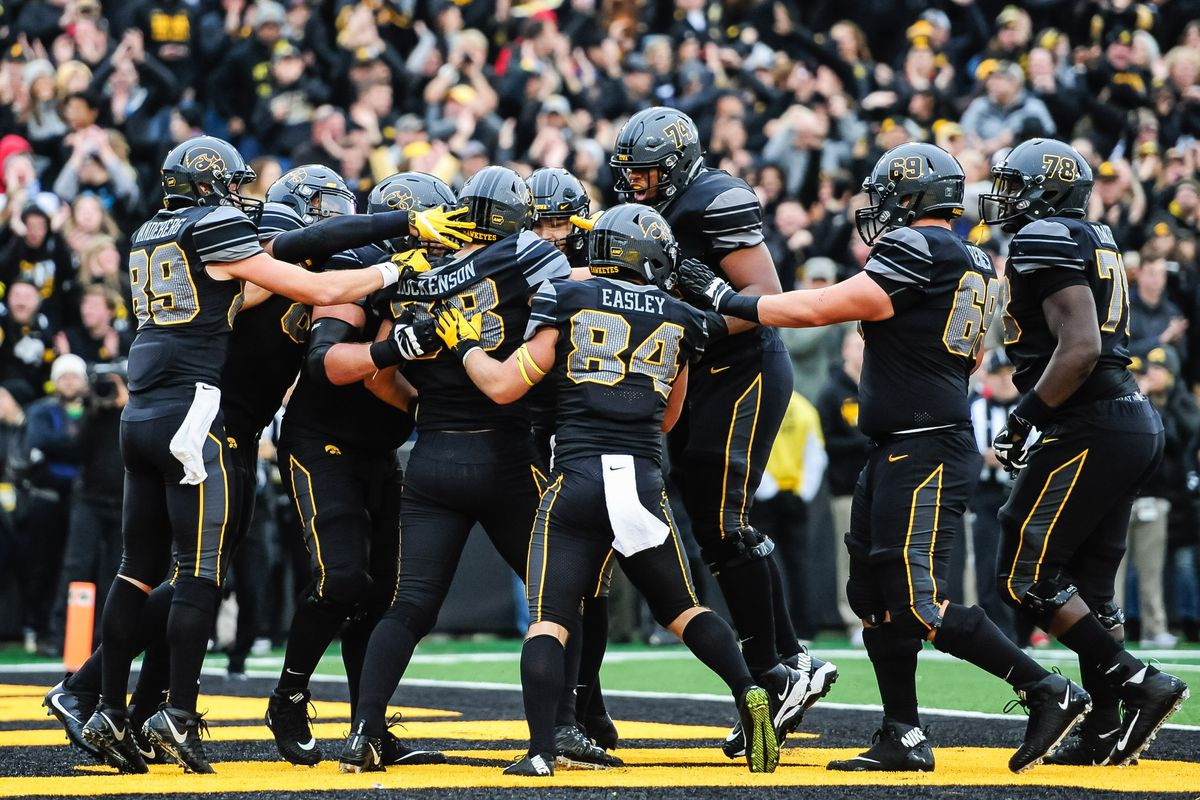 College football, week 10: We are all Iowa Hawkeyes - The Crimson Quarry