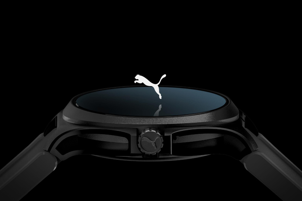 PUMA Unveils Its Very Own Wear OS Smartwatch 6