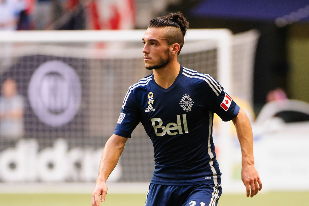 Russell Teibert, can he make a starting position in Vancouver his own?