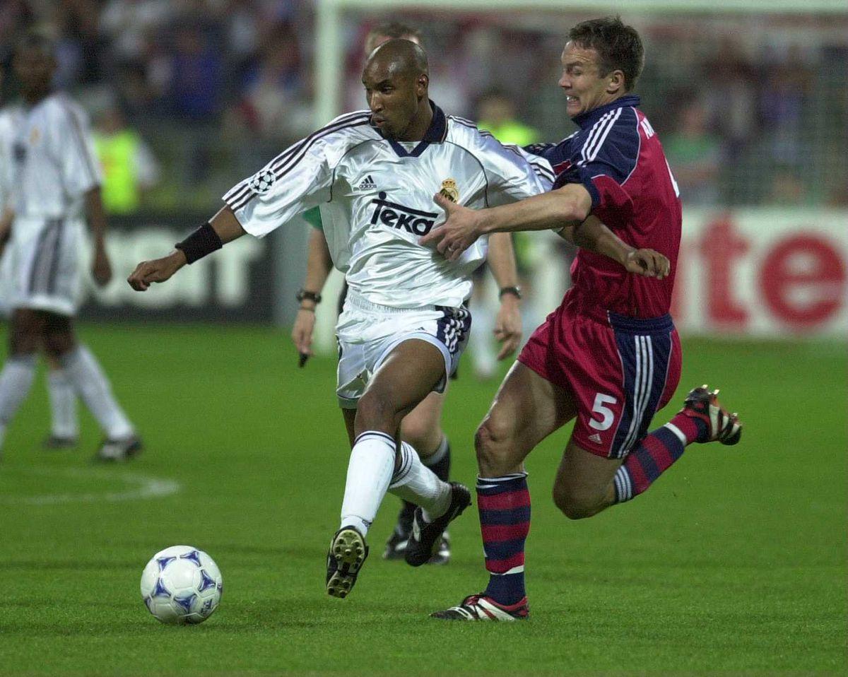 Bayern v Real X