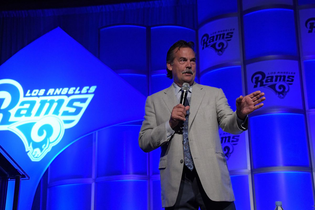 NFL: Los Angeles Rams Kickoff for Charity Luncheon
