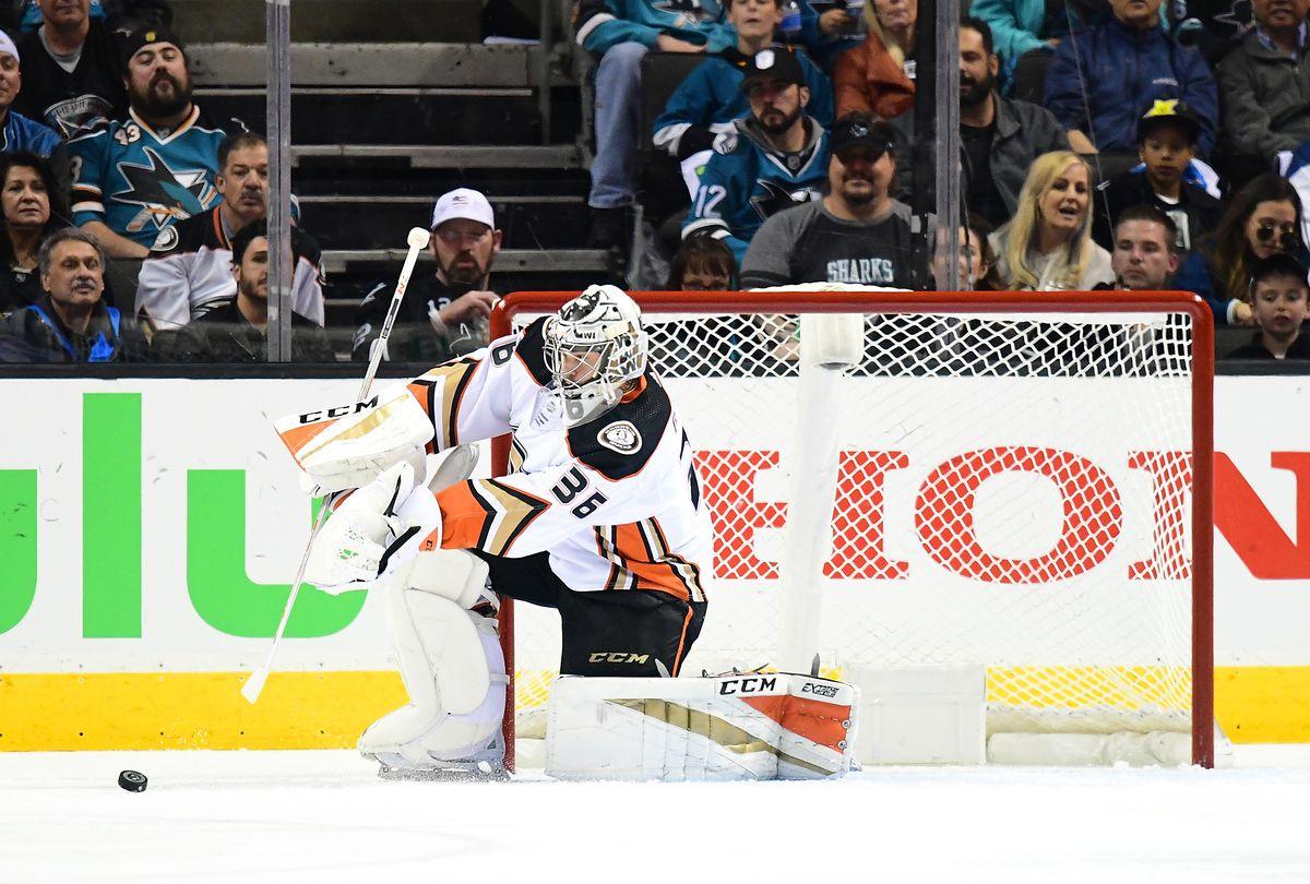 Anaheim Ducks v San Jose Sharks - Game Four