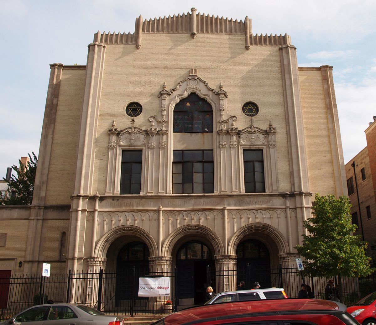 New Apartment Buildings Chicago: Uptown Synagogue Conversion, Bucktown Apartment Plan To