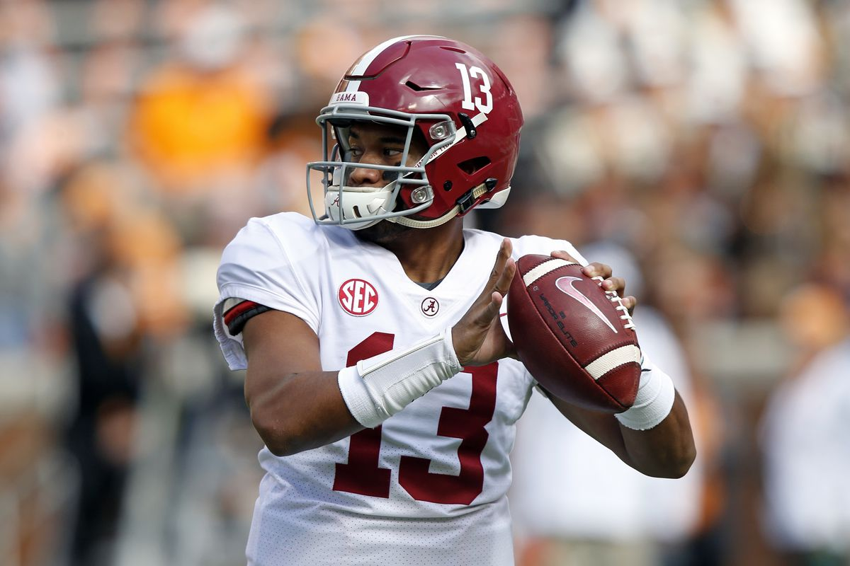 Tua Tagovailoa was the consensus No. 1 pick going into the 2019 college football season. How far will he drop because of medical concerns?