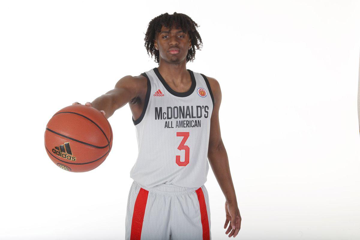 a1b5da6c5800 High School Basketball  McDonald s High School All American Portrait Day
