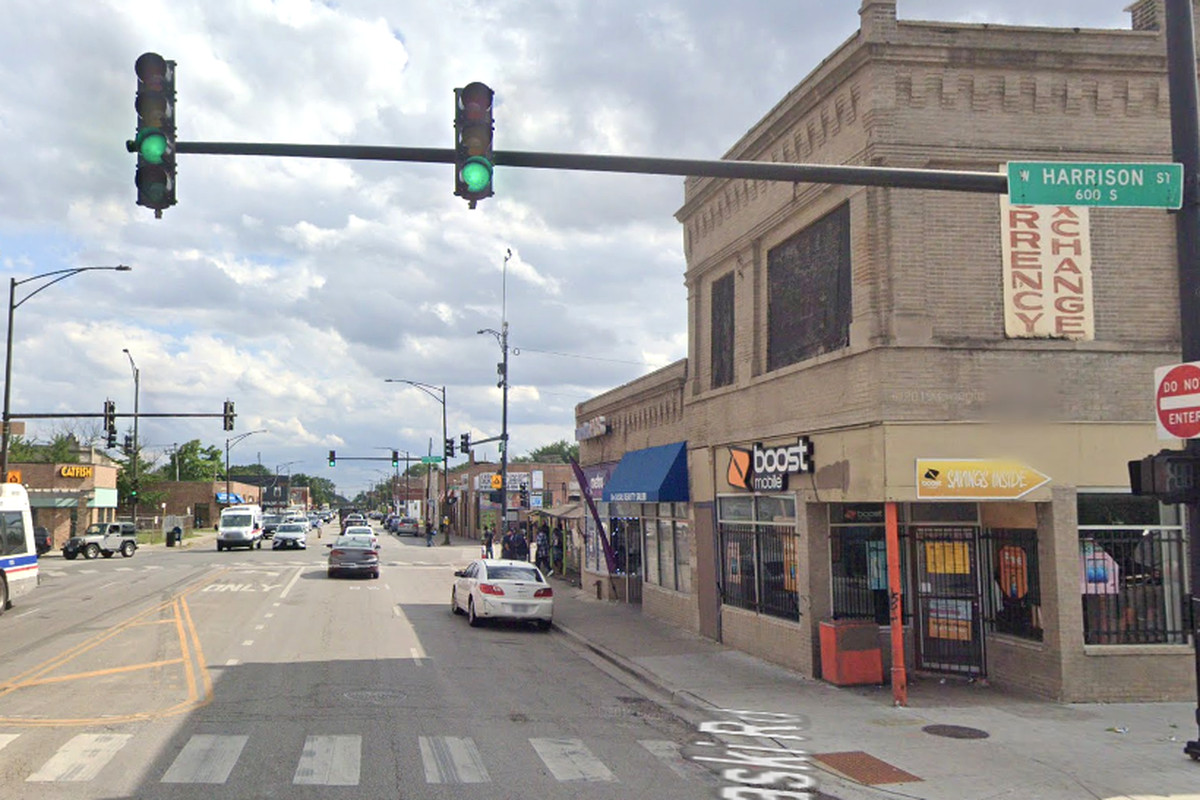A woman was stabbed Feb. 24, 2020, in the 600 block of South Pulaski Road.