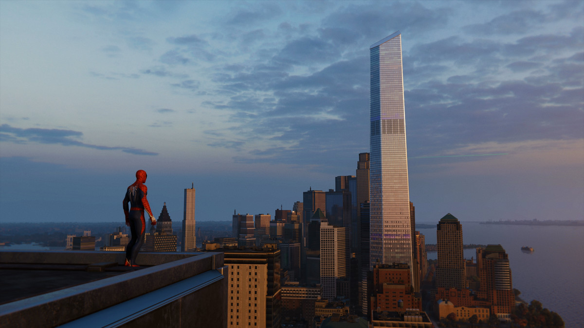 Spider-Man PS4's Twin Towers Easter egg, debunked - Polygon