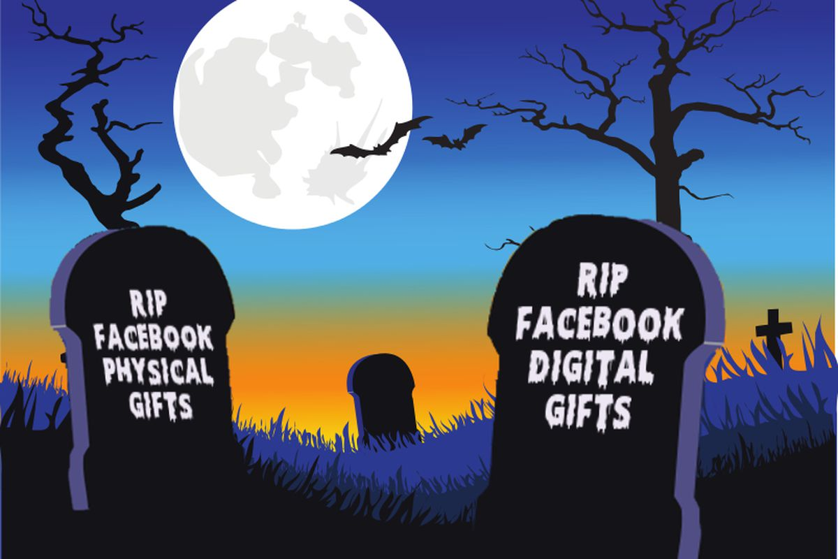 Facebook Gives Up on Gifts