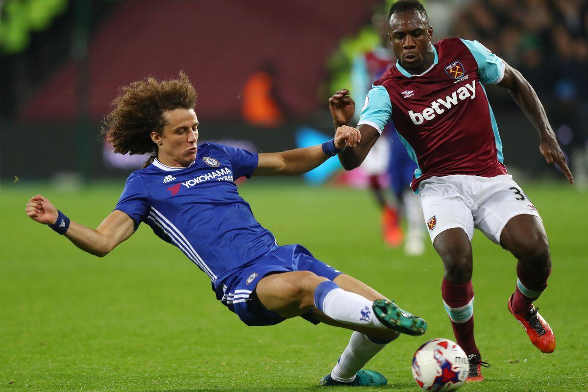 West Ham United v Chelsea - EFL Cup Fourth Round