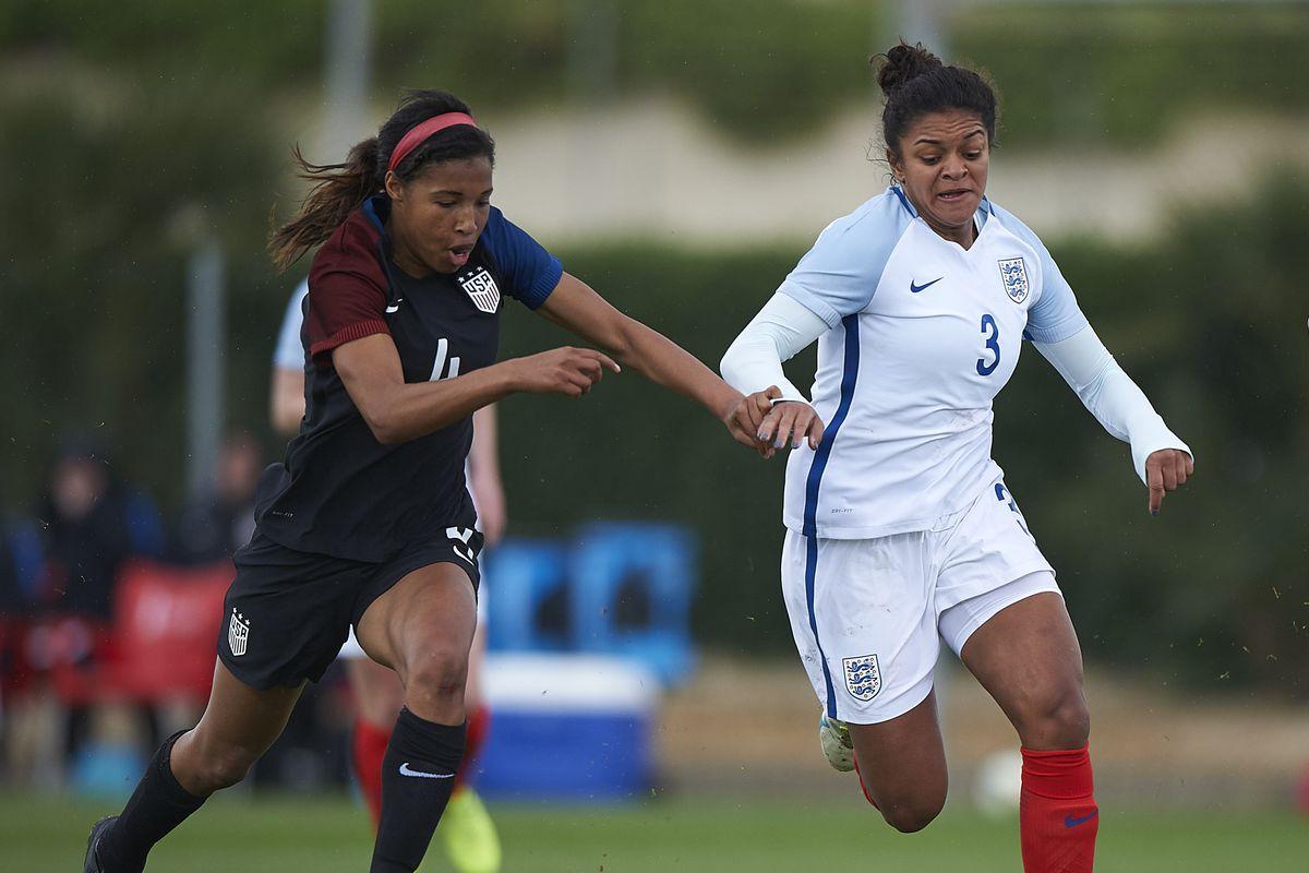 England v USA: U23 Women's Friendly