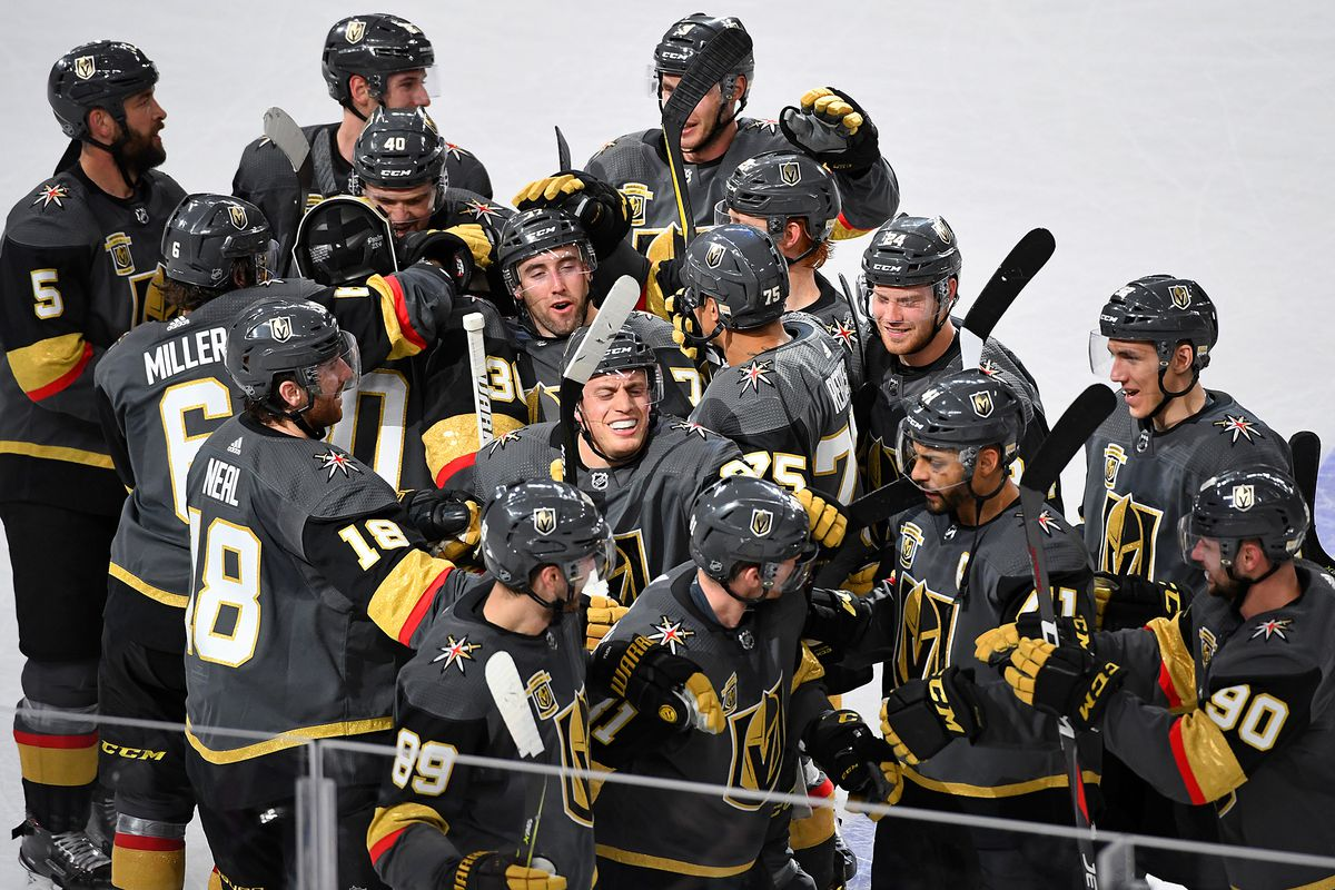 Looking back at the second half of the Golden Knights  inaugural ... 3422e14ac